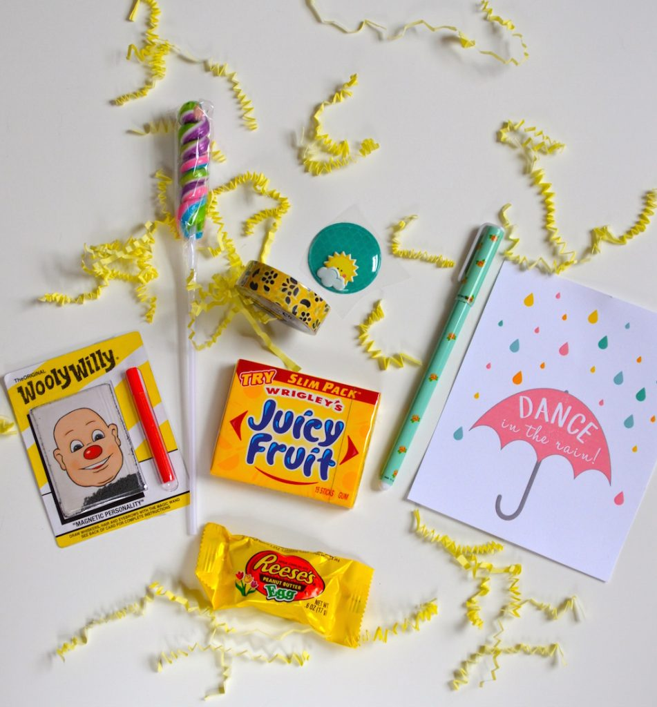 happy-mail-with-yellow-streamers-stickers-dance-in-the-rain