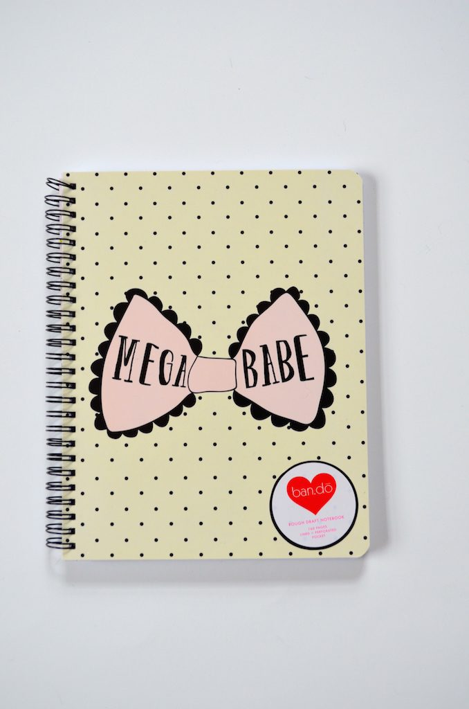 megababe-bando-notebook-front-cover
