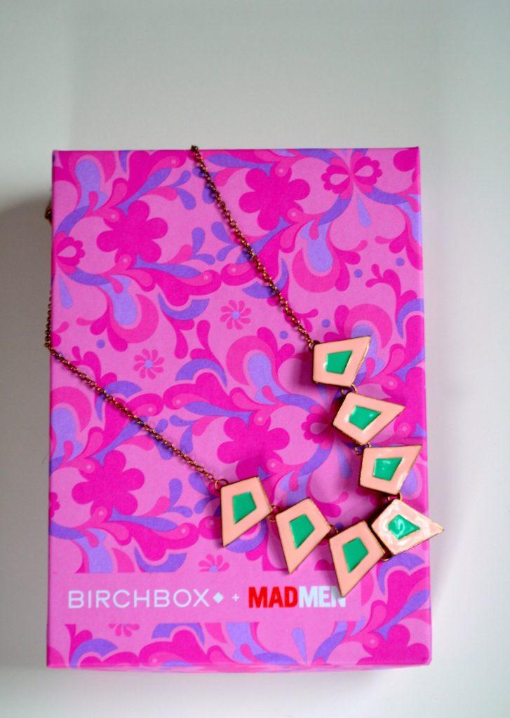 madmenboxbirchboxandnecklace