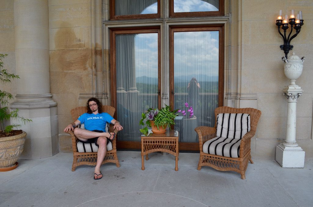 dustinsittingporchbiltmore